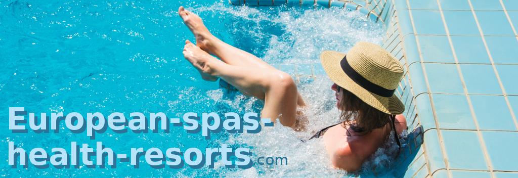 European spas health resorts